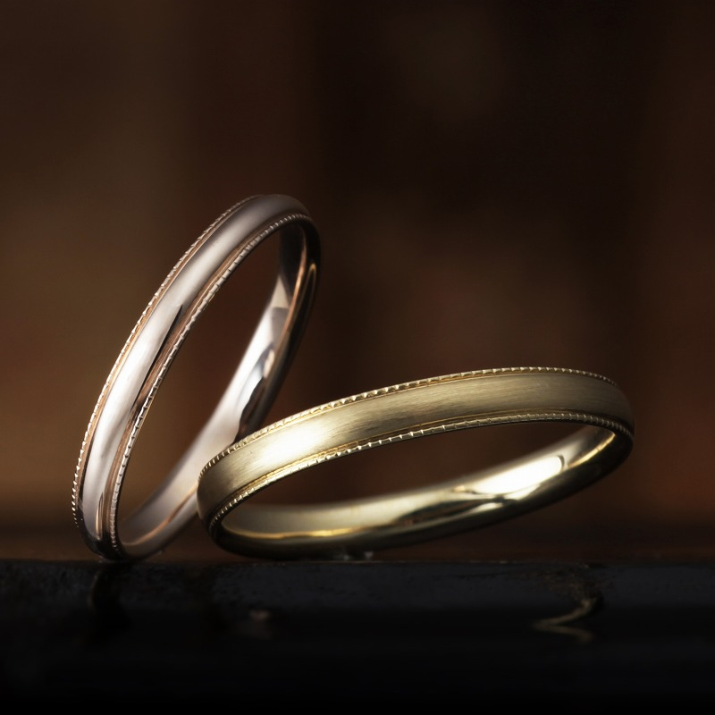 Wedding Bands - Singapore:LILY_01