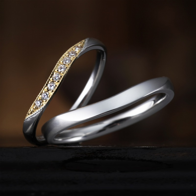 Wedding Bands - Singapore:GERANIUM_01