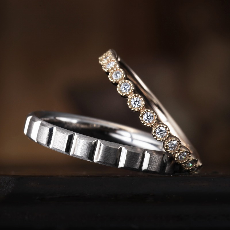 Wedding Bands - Singapore:MUGUET_01