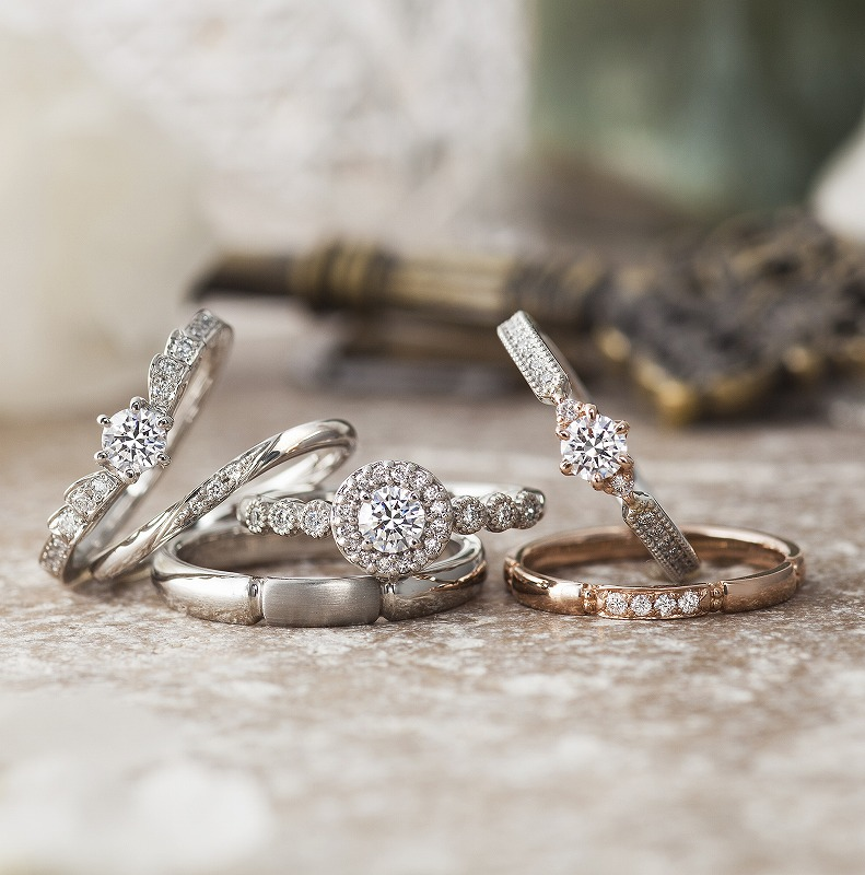 Wedding Bands - Singapore:PLIE_03