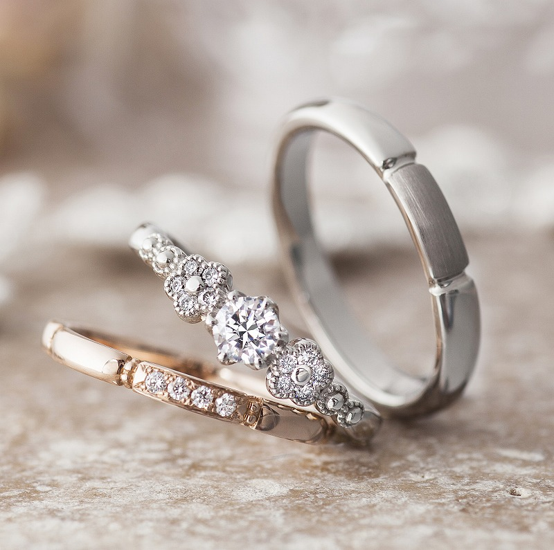 Wedding Bands - Singapore:PLIE_02s