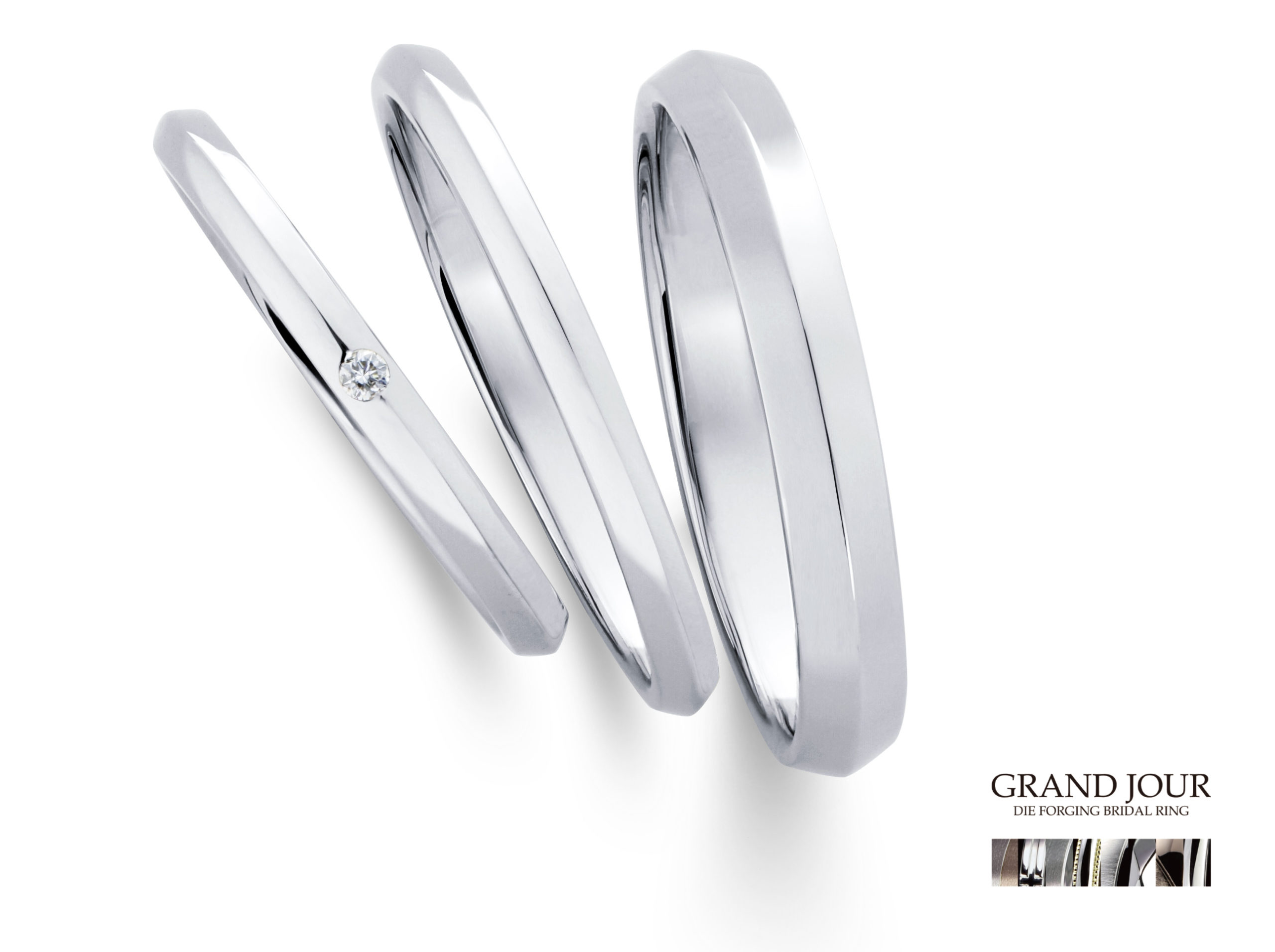 Wedding Bands - Singapore:UJ-04_01