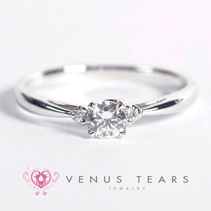 Engagement Ring ? Singapore:クローバーEG-02_01