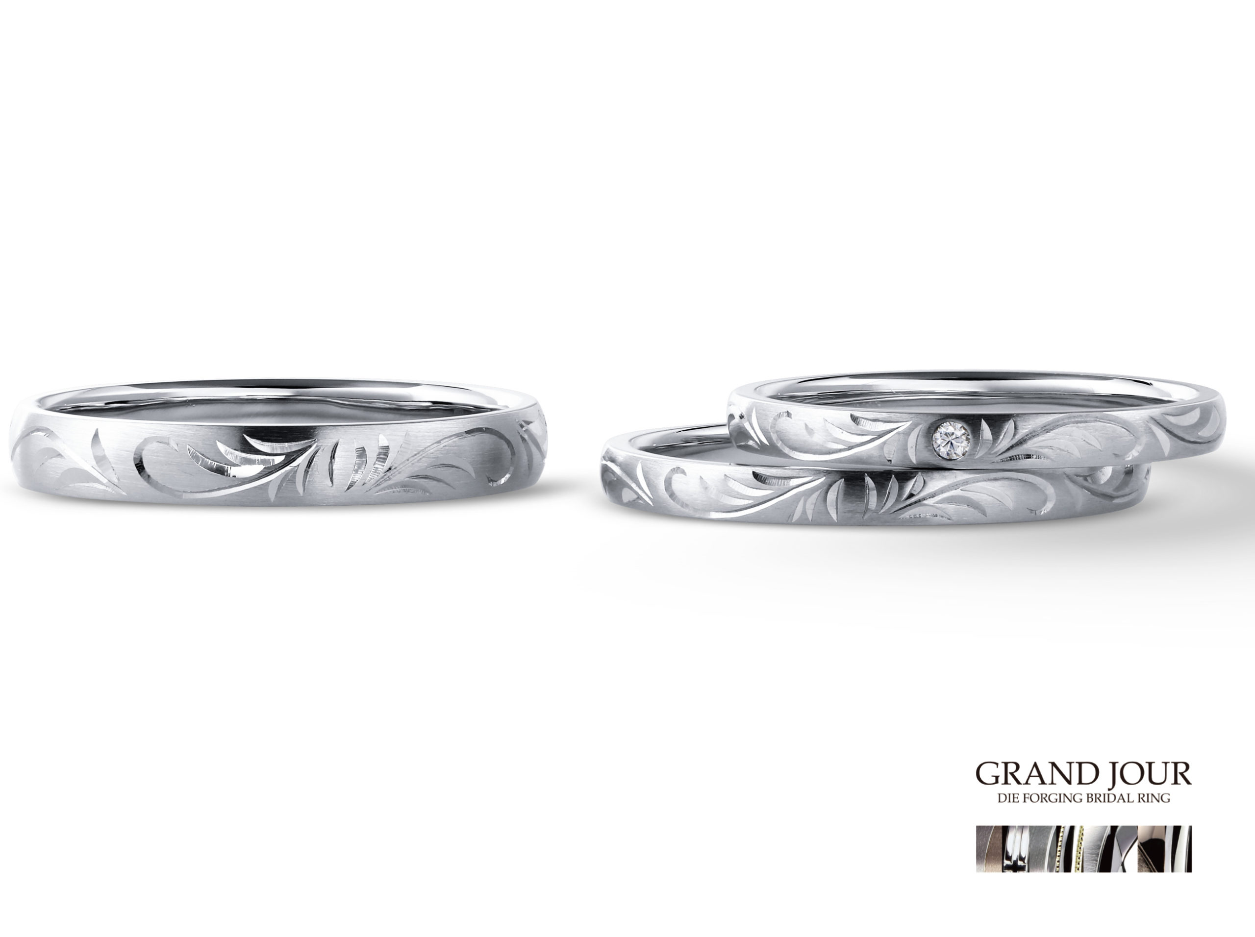 Wedding Bands - Singapore:UJ-03_01