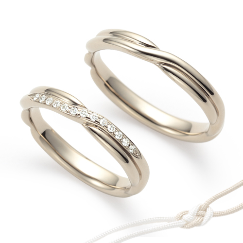 Wedding Bands - Singapore:Enishi  縁_01