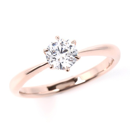 Solitaire Ring VENUS TEARS Wedding Bands Engagement Ring