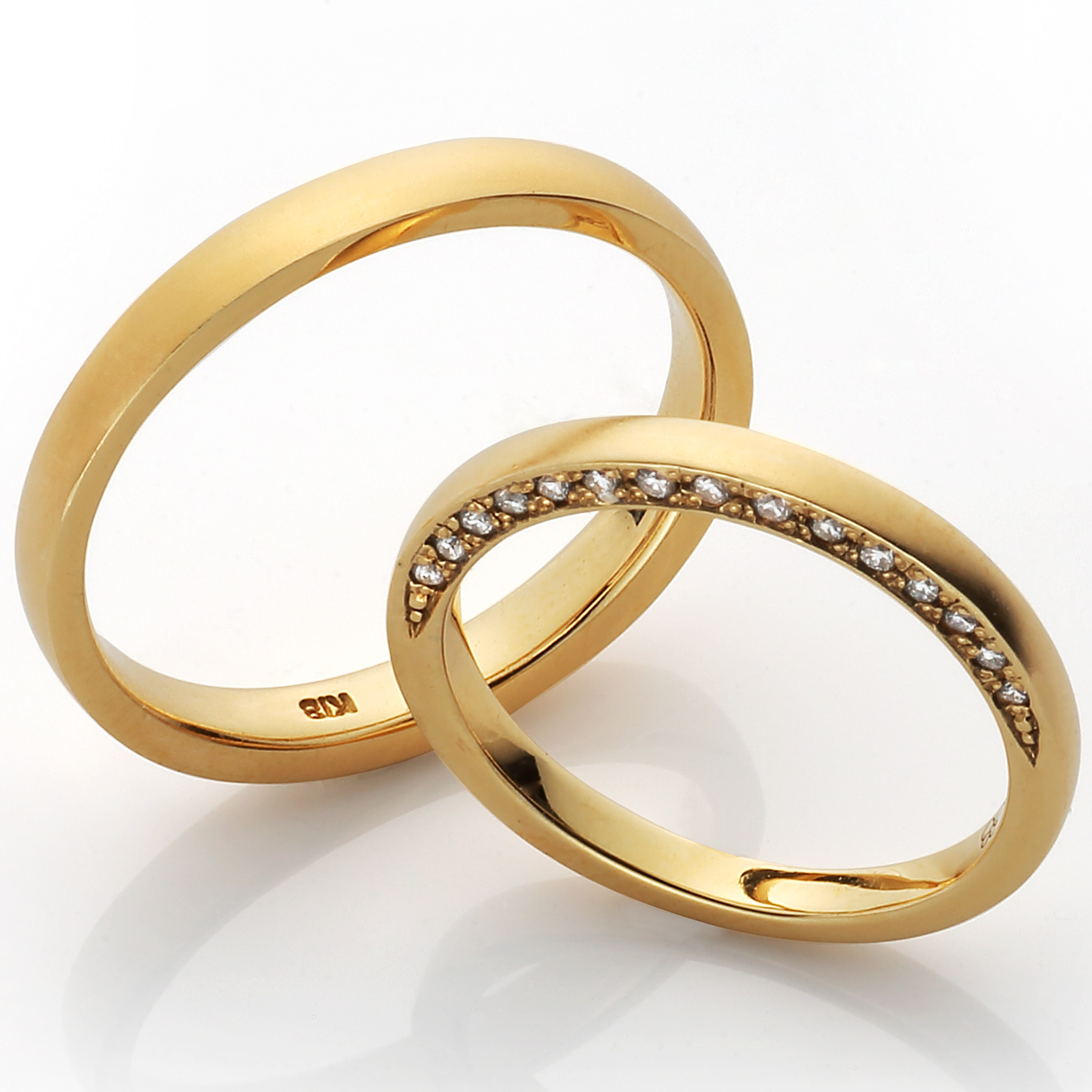 rings your wedding bands unique ring ideas plain gold band
