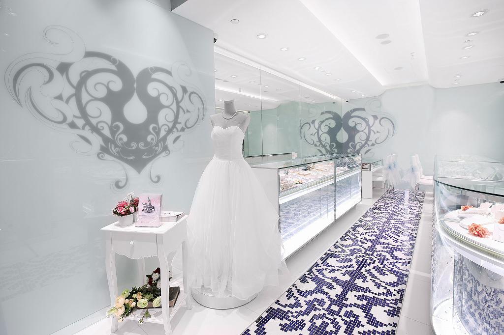 Bugis Junction Bridal Shop