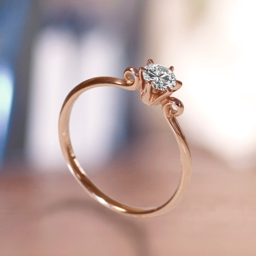 Engagement Ring ? Singapore:Lyre d ange 2377_01