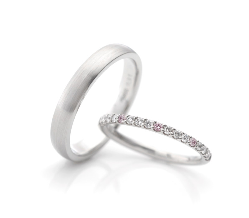 Wedding Bands - Singapore:CERISE_01