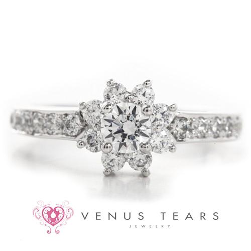 Engagement Ring Singapore: P3037-03 _01