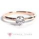 Engagement Ring ? Singapore:CテールEG-03_01s