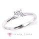 Engagement Ring ? Singapore:フォアローゼスEG-03_01s