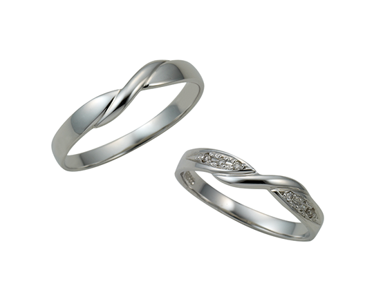 Wedding Bands - Singapore:W-5 / W-6_01