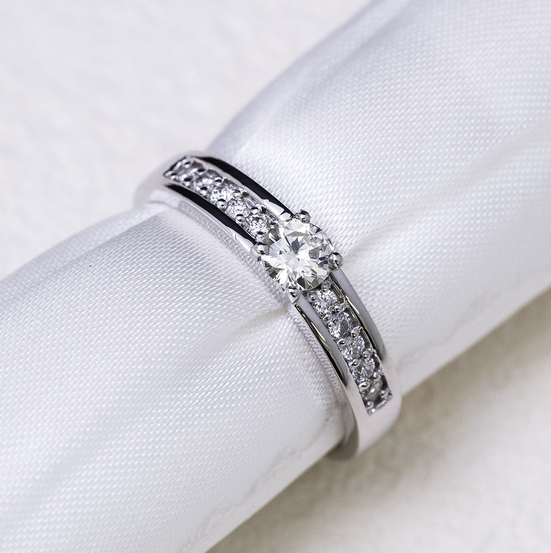 0.2ct Diamond Ring JC-0489