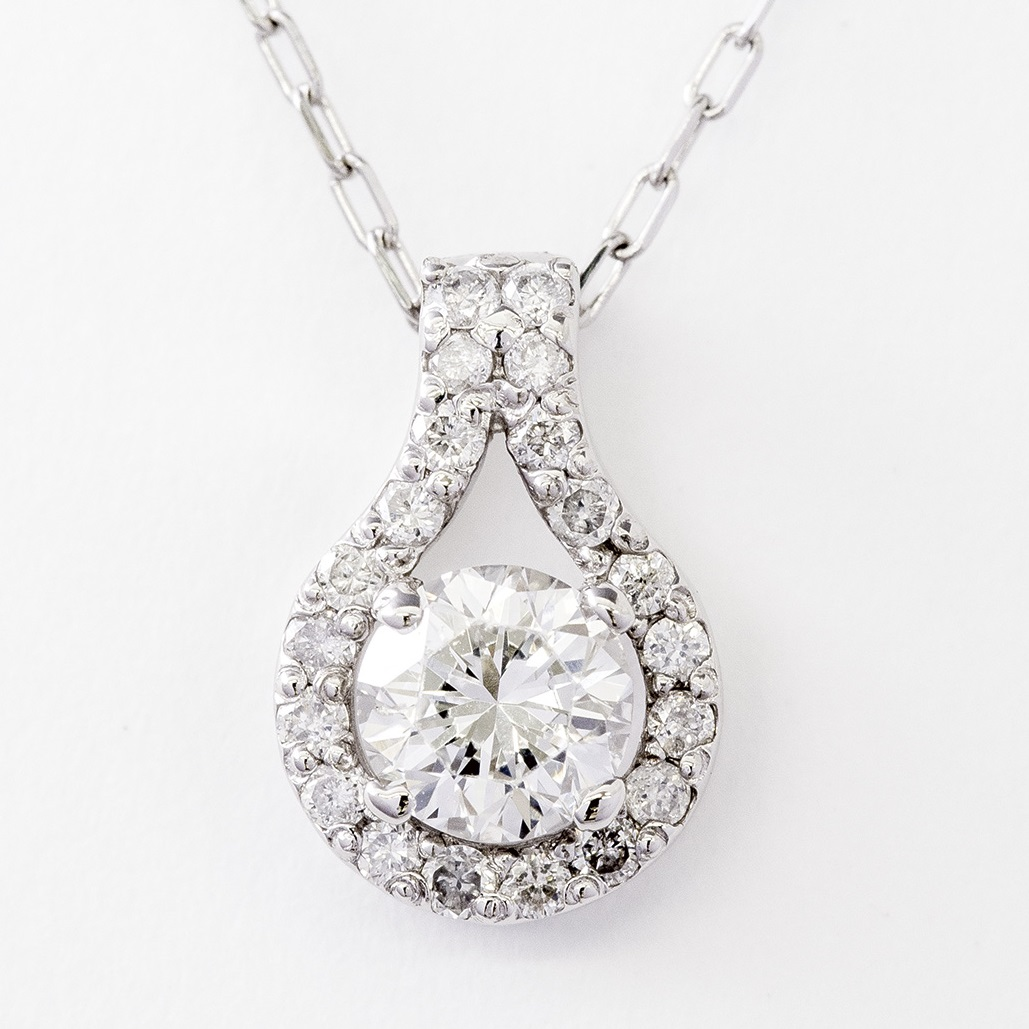 0.2ct Diamond Necklace ON-273
