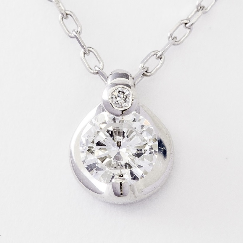 0.2ct Diamond Necklace JC-1151