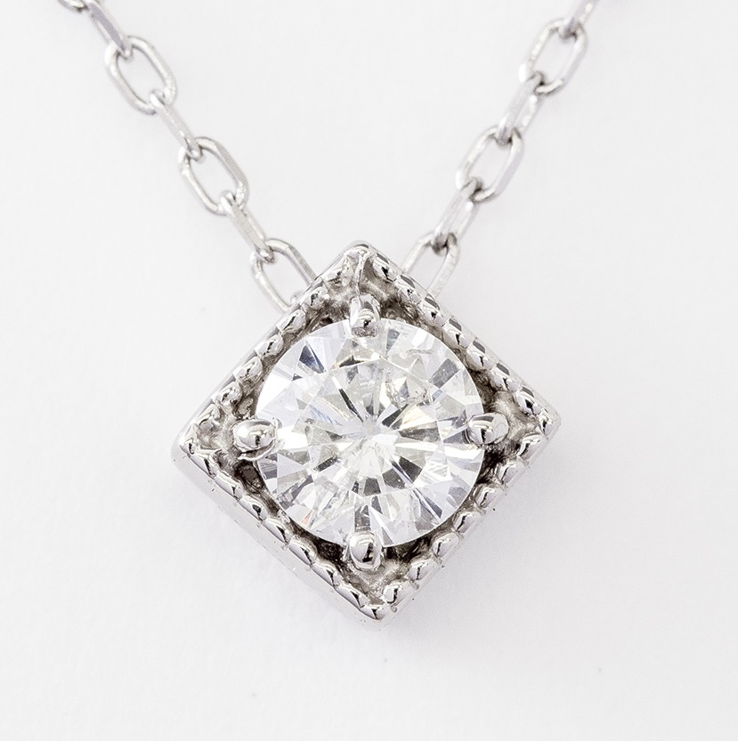 0.2ct Diamond Necklace JC-1800