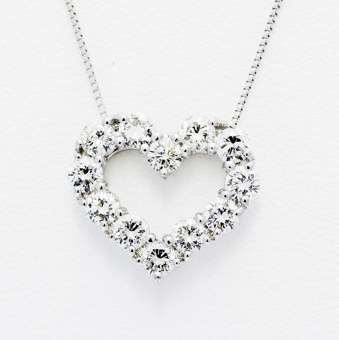 1.0ct Diamond Necklace PS3242