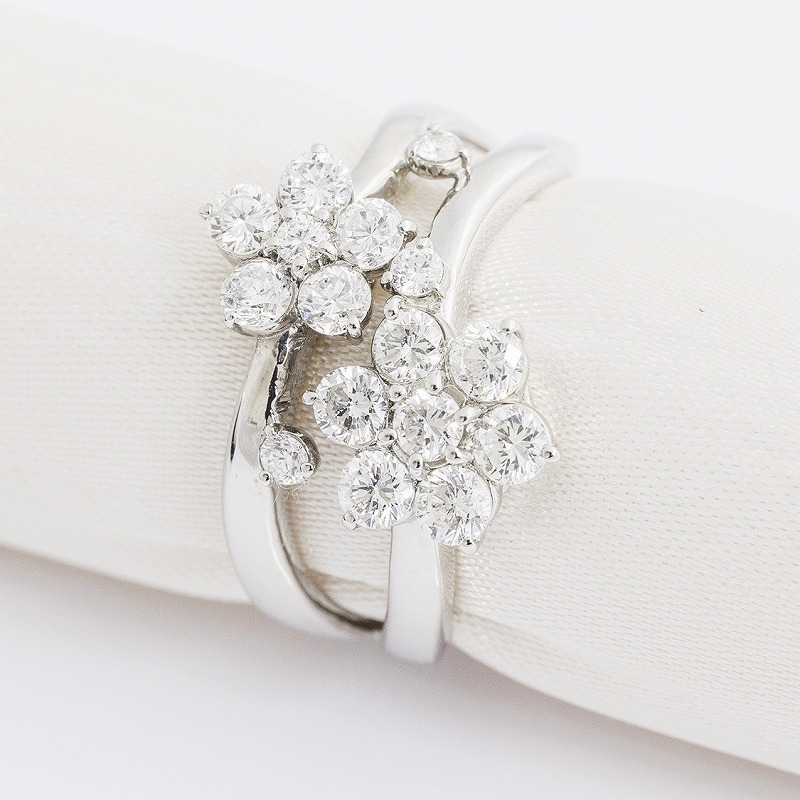 1.0ct Diamond Ring JC-0448