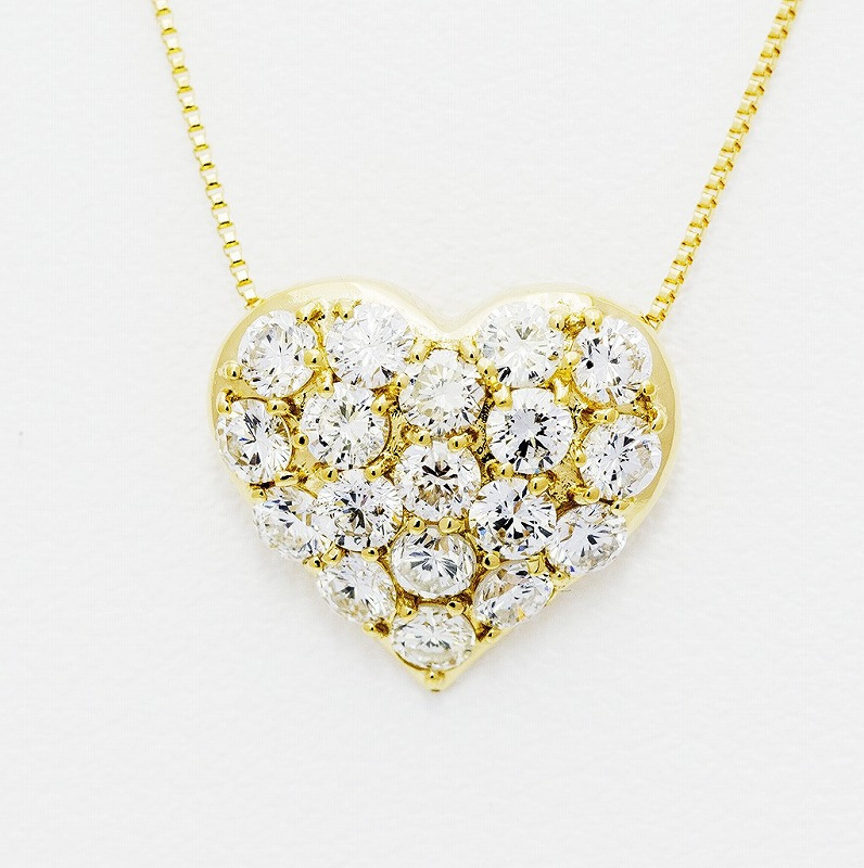 1.0ct Diamond Necklace SIN11135