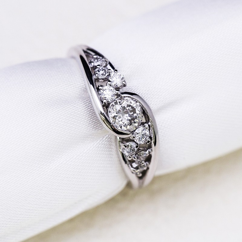 0.2ct Diamond Ring JC-2039