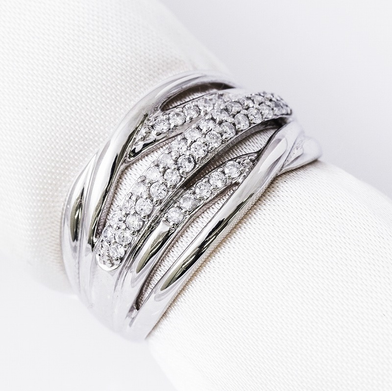 0.28ct Diamond Ring FJ-282