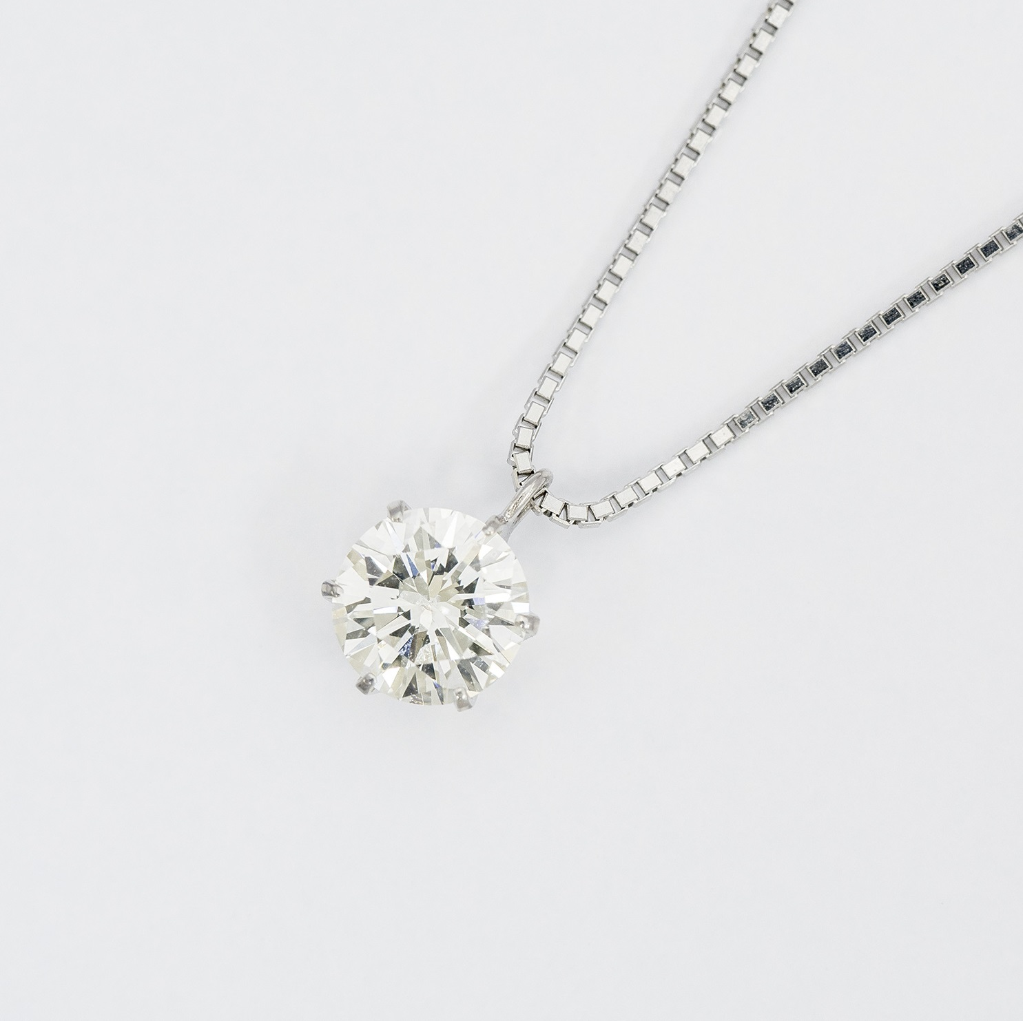 0.2ct Diamond Necklace ISNT6-4.0