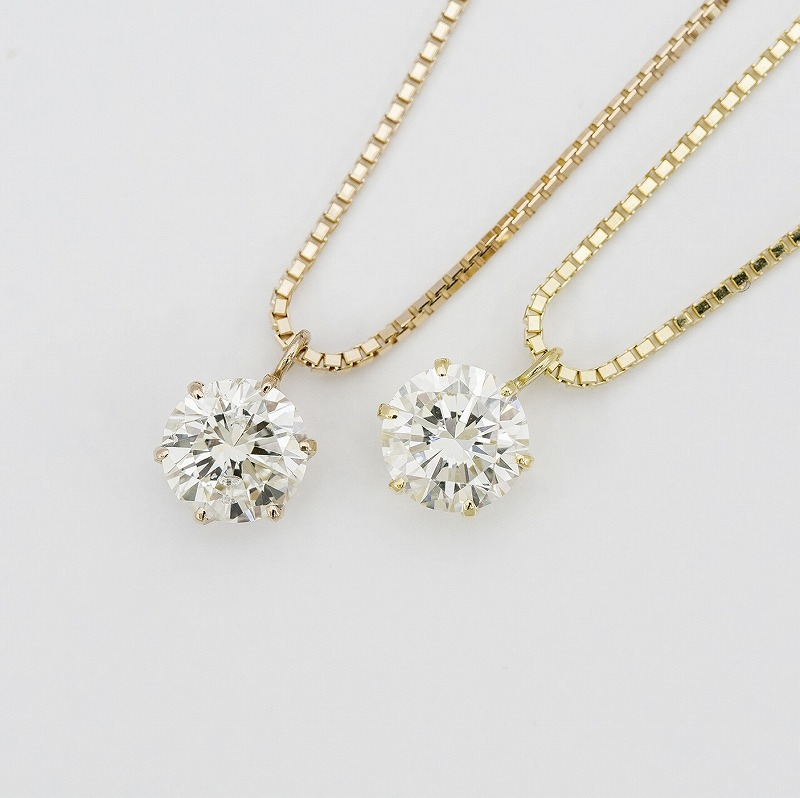 0.3ct Diamond Necklace ISSNT6-4.5