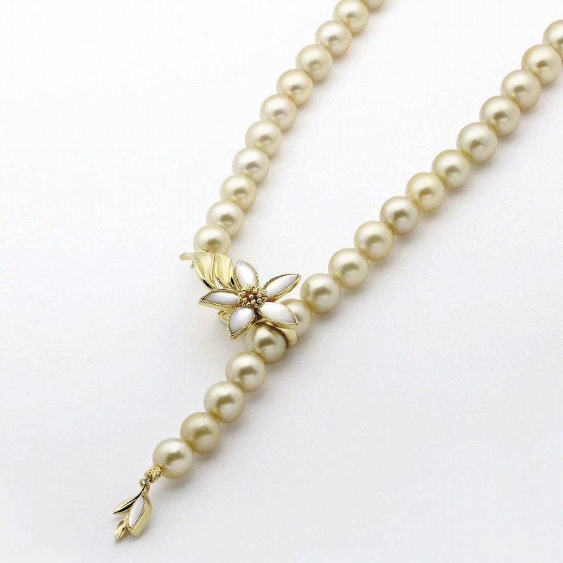 South Sea Pearl Necklace ANG999C561