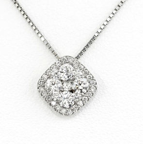 0.7ct Diamond Necklace TU-50