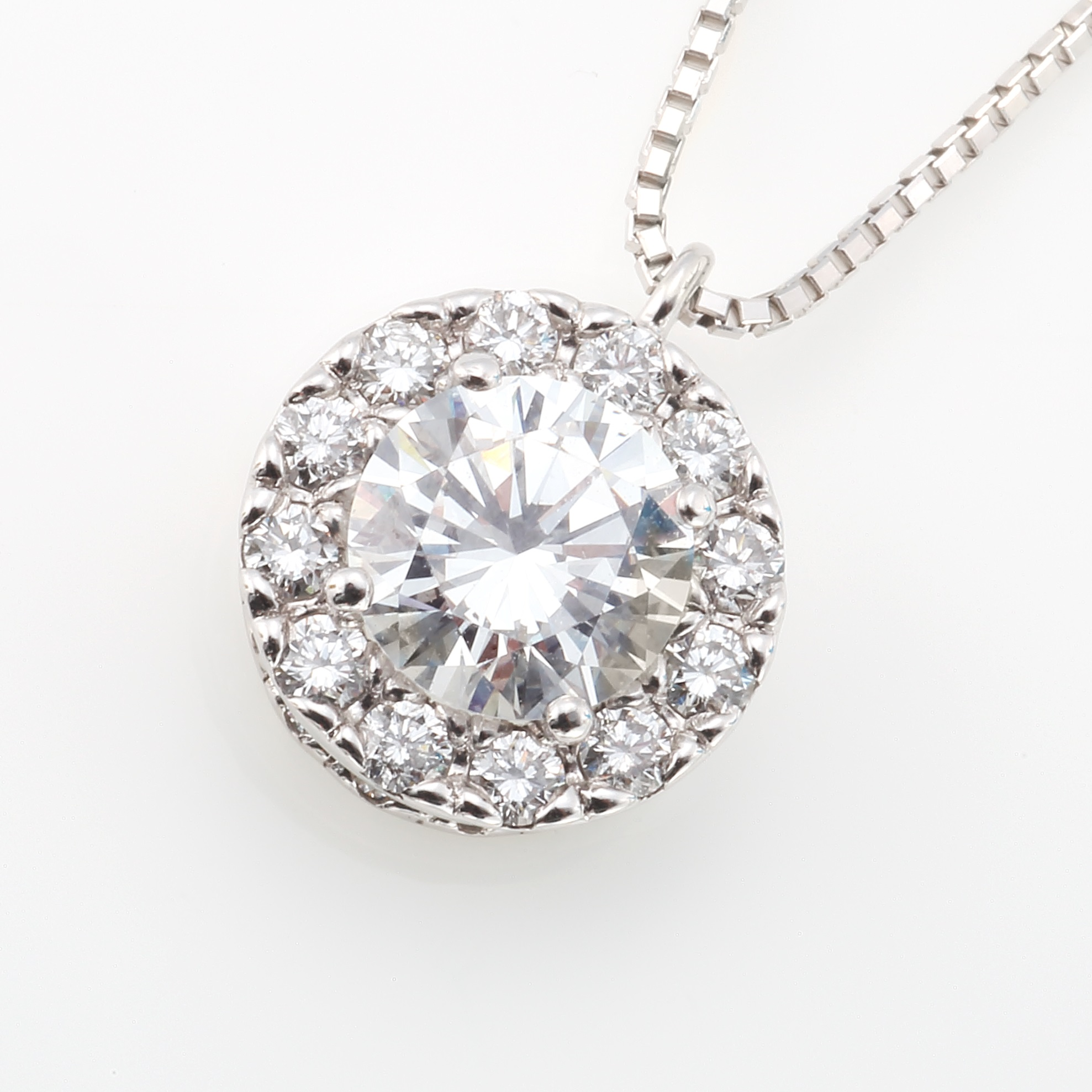 0.6ct Diamond Necklace 38-169-5