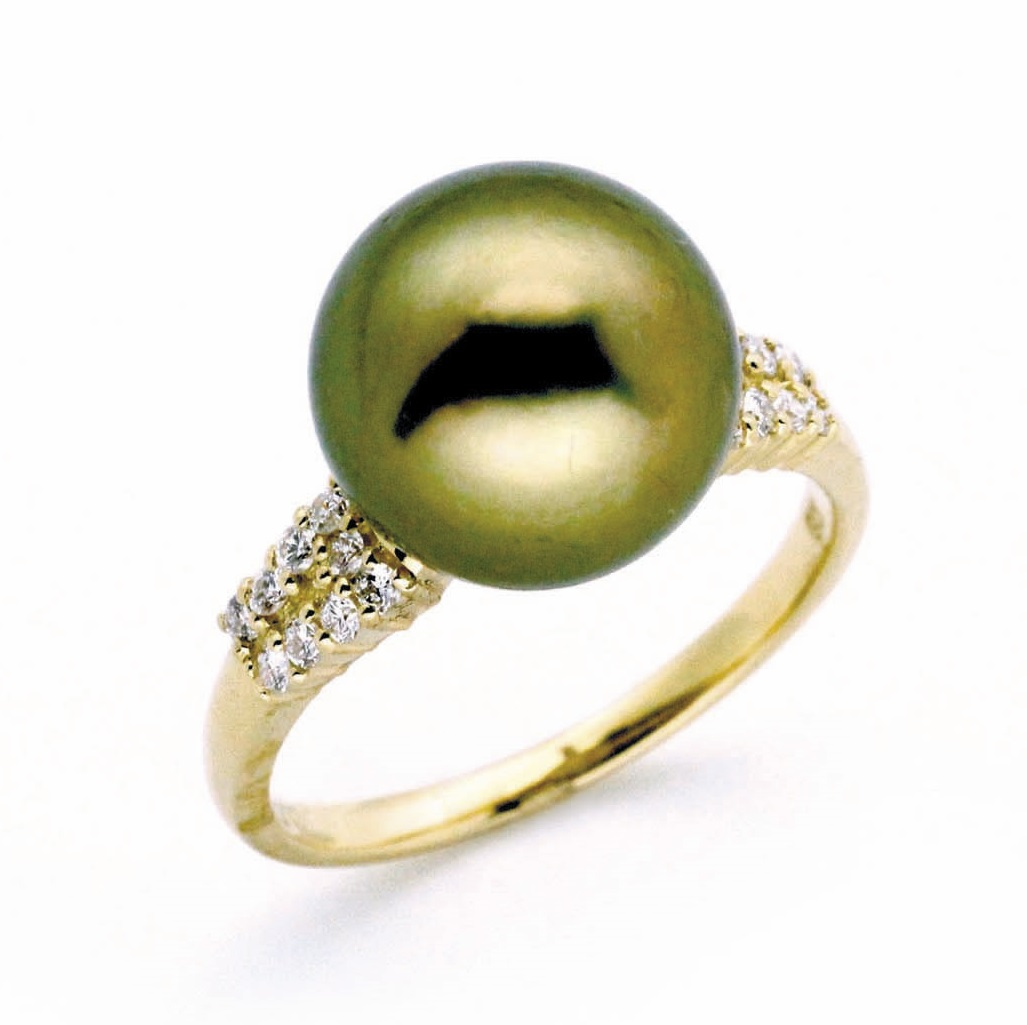 South Sea Pearl Ring ITP100B085
