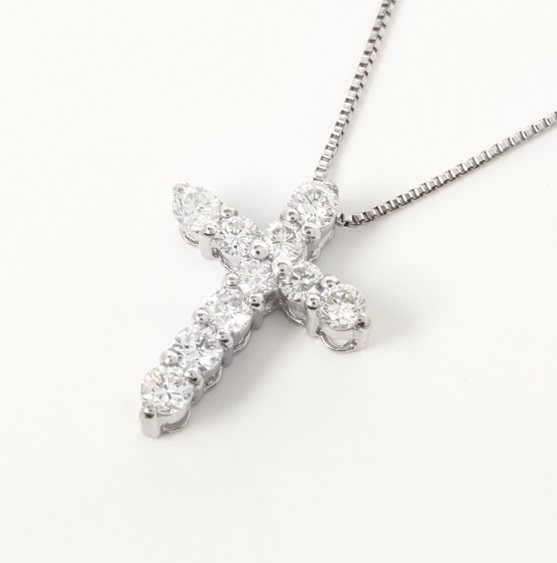 0.5ct Diamond Necklace P308