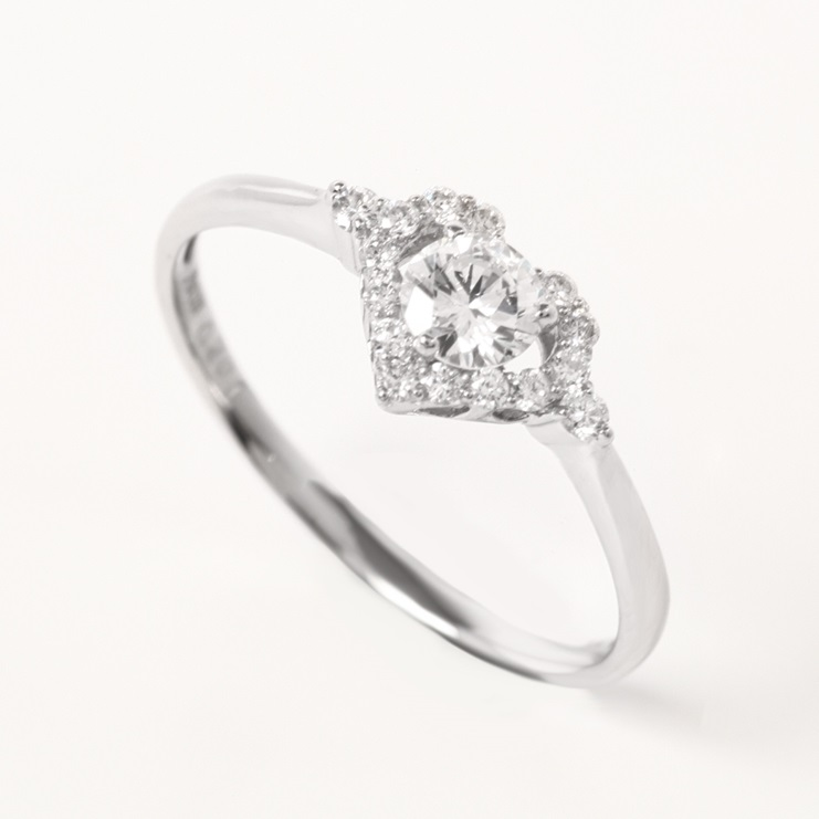0.2ct Diamond Ring ON-413
