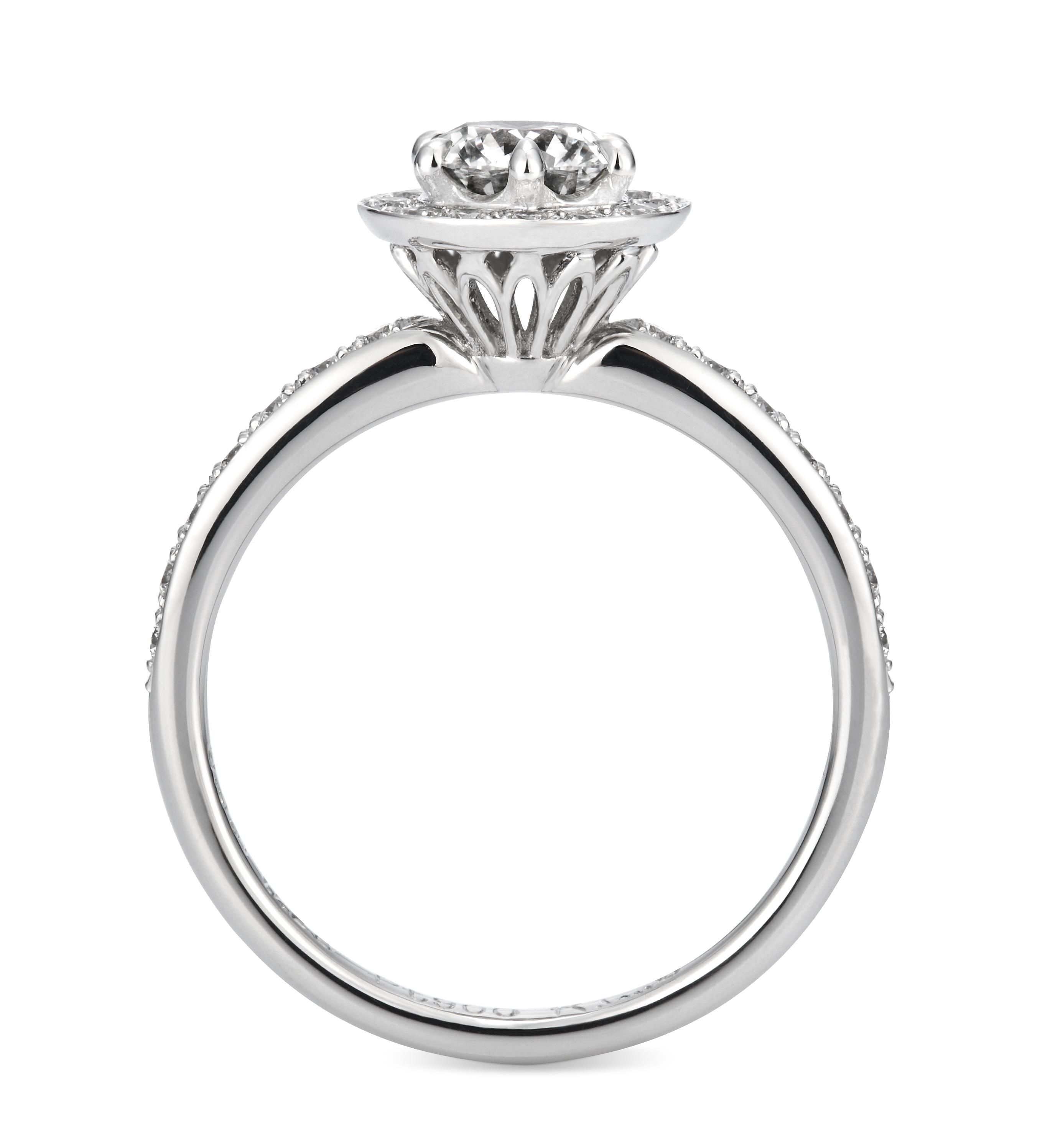 Engagement Ring ? Singapore:Flower Circle_02