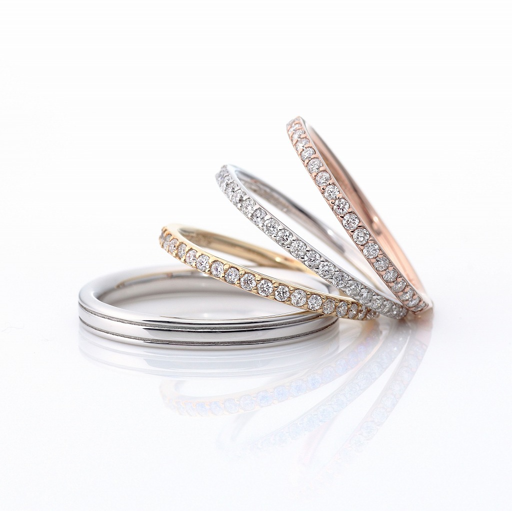 Wedding Bands - Singapore:LUCE / MP-12_01