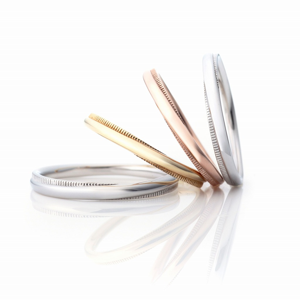 Wedding Bands - Singapore:SPECCIO / MP-2_01