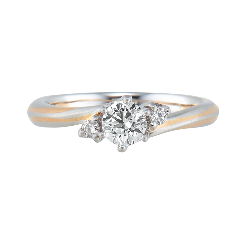 Engagement Ring Singapore: Hidamari / MOE-02_01