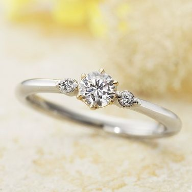 Engagement Ring ? Singapore:Fleur / AAE-12_01