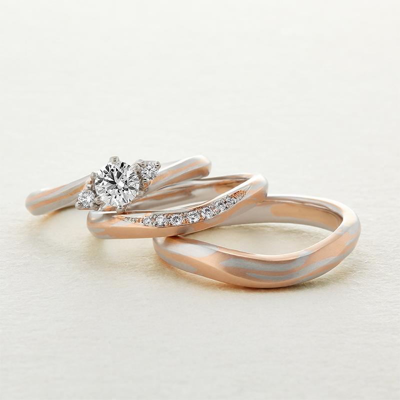 Engagement Ring Singapore: Hidamari / MOE-02_03