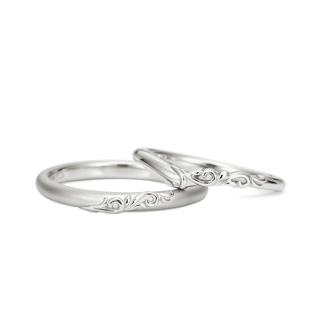 Wedding Bands - Singapore:Corolla_01