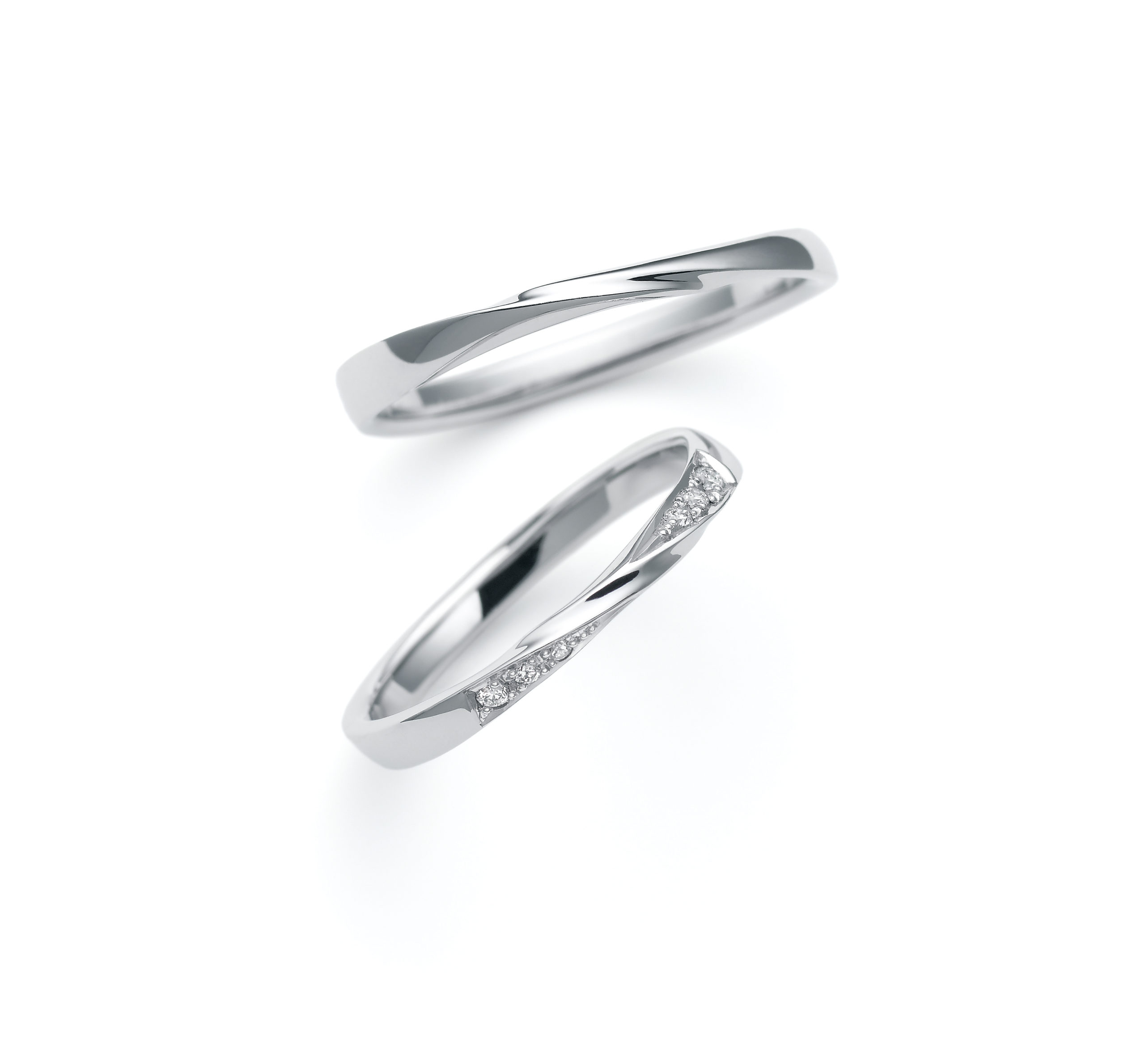 Wedding Bands - Singapore:CN-045 / CN-046_01