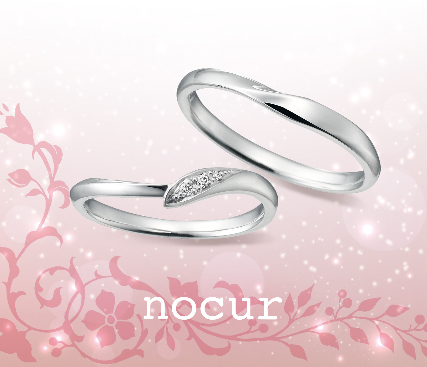 Wedding Bands - Singapore:CN-094 / CN-095_01