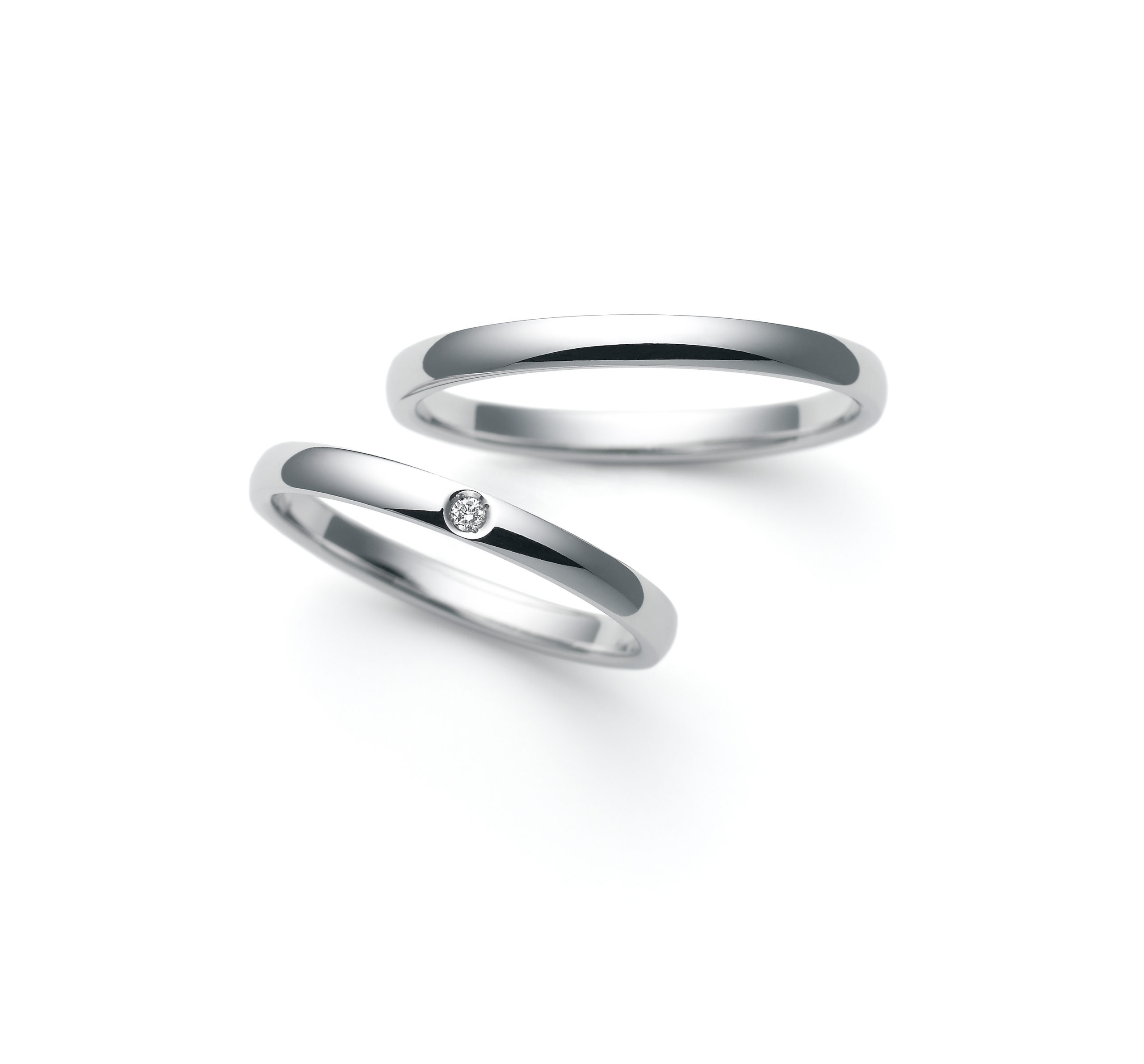 Wedding Bands - Singapore:CN-083 / CN-084_01