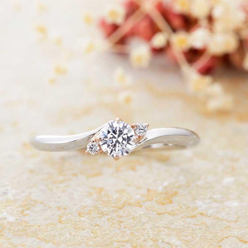 Engagement Ring Singapore: Chou Chou / AAE-16_01