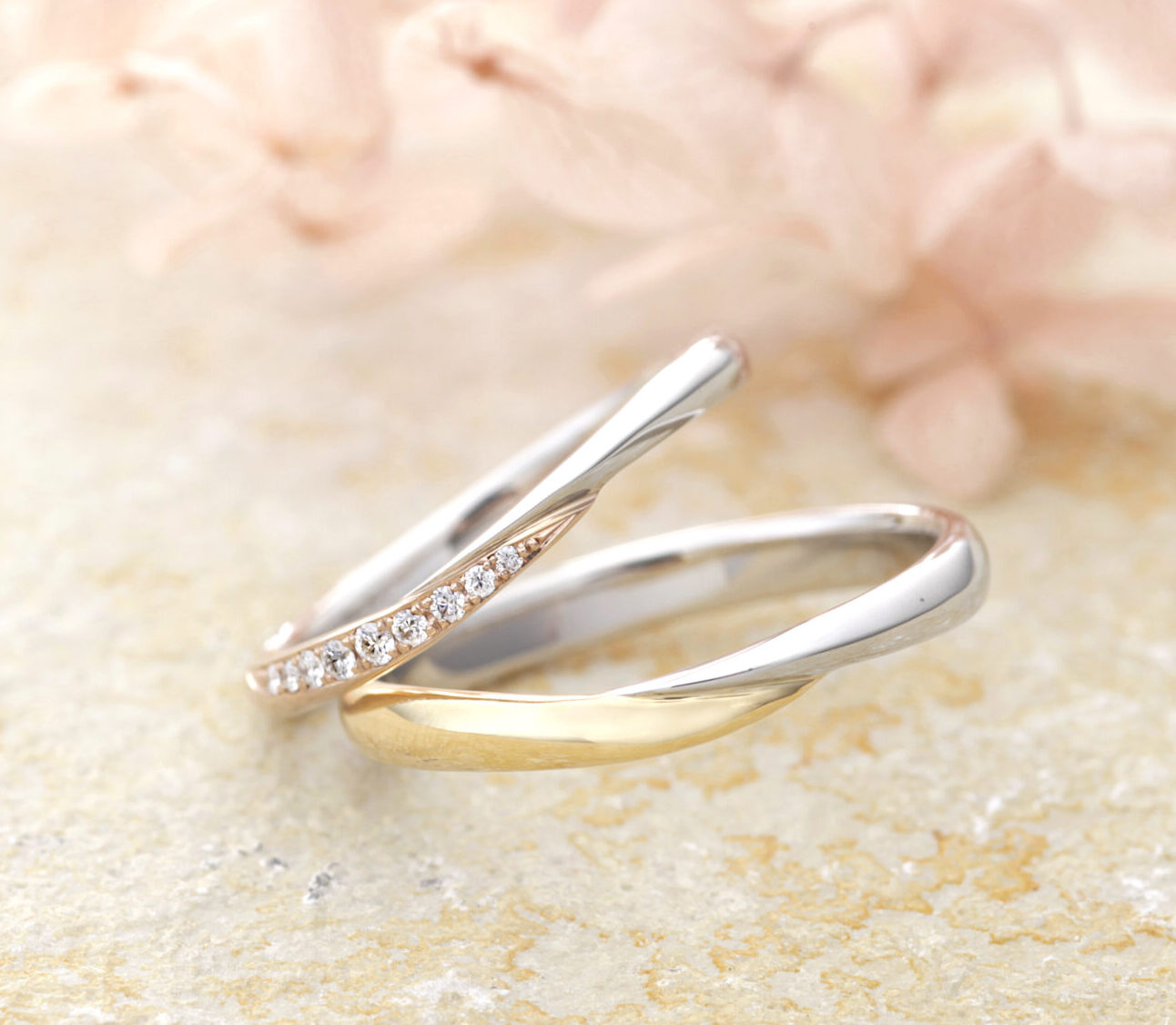 Wedding Bands Singapore: Lumiere / AAM-17_01