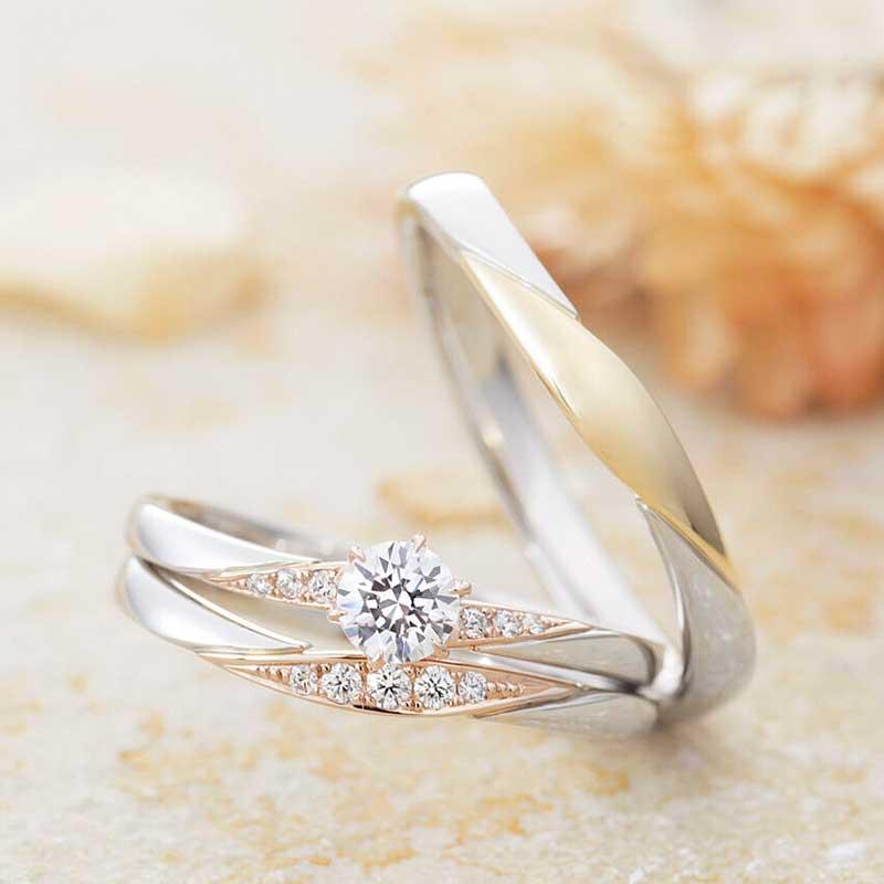 Engagement Ring Singapore: Miel / AAE-15_02