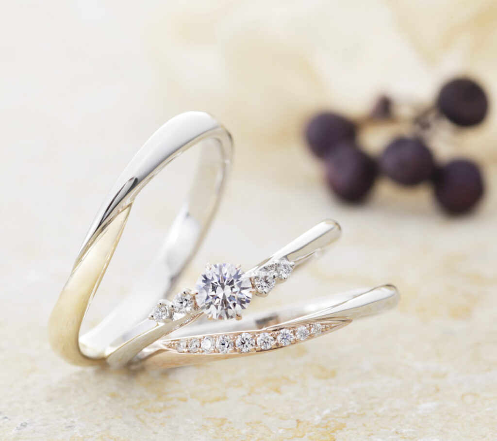 Wedding Bands Singapore: Lumiere / AAM-17_02